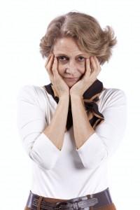 Overbeharing bij het ouder worden